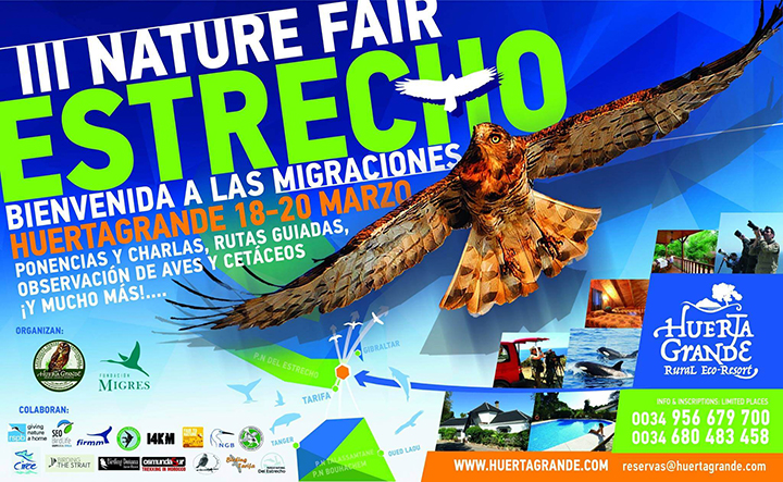 Cartel III Nature Fair Estrecho