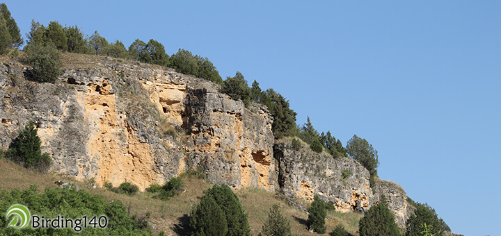 Canyon of the river Pirón