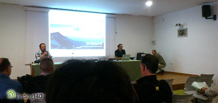 Conferencia de Jorge Garzón