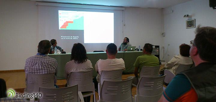 Conferencia de Juan José Ramos Melo