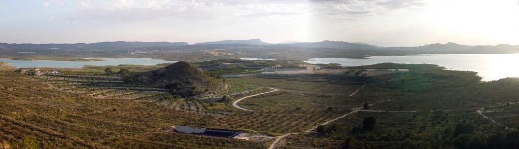 ZEPA Sierra de Escalona y Dehesa de Campoamor. Juan M. Pérez-García (ASE).